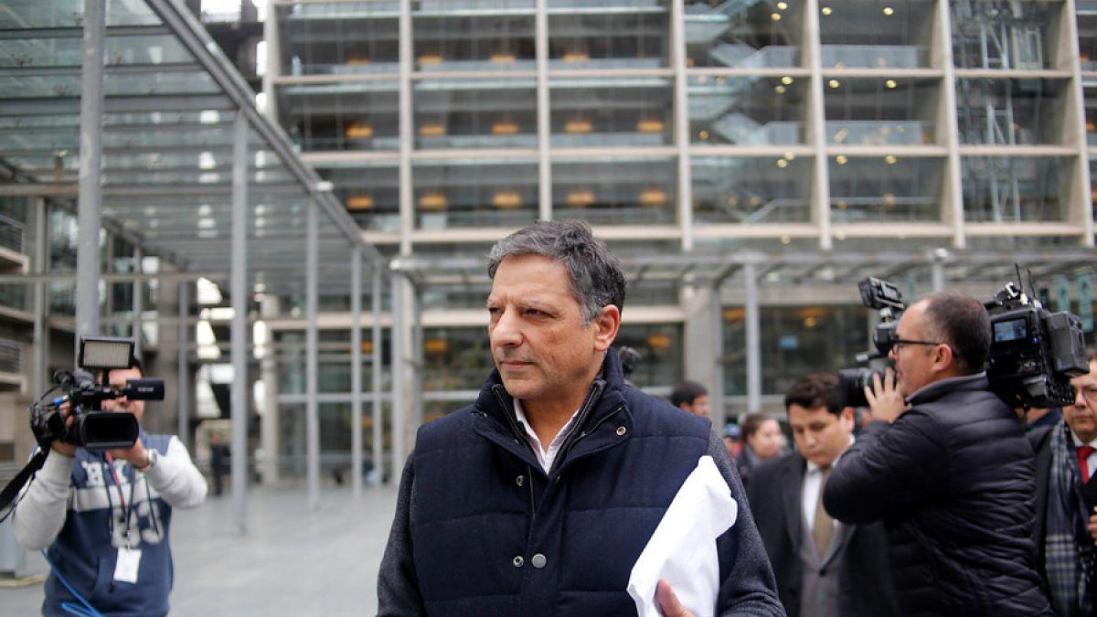 Tribunal confirma condena de Martelli por caso SQM: 800 días y multa de $2,8 millones
