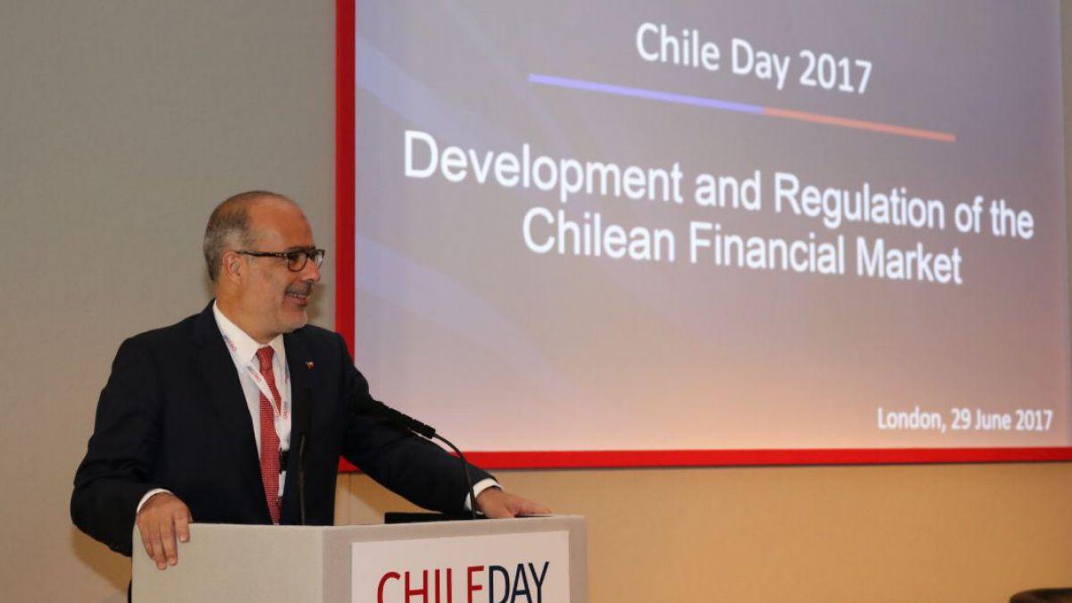 Valdés encabeza nueva versión del Chile Day en Londres
