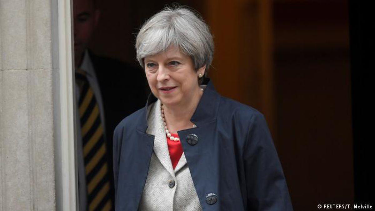 Theresa May recibe apoyo para su programa de gobierno