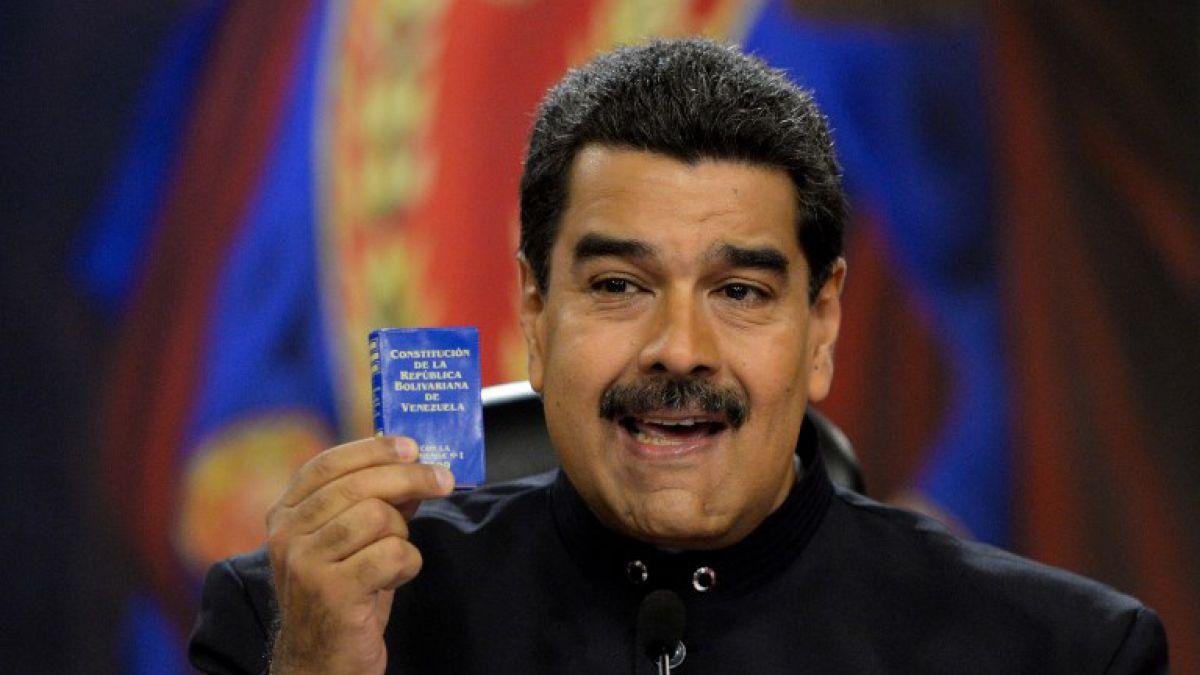Maduro nombra jefe del Ejército a un imputado por la Fiscalía