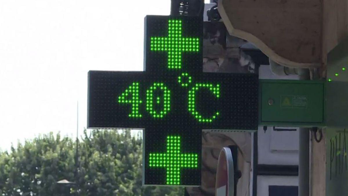 'Lucifer': La ola de calor que azota a Europa