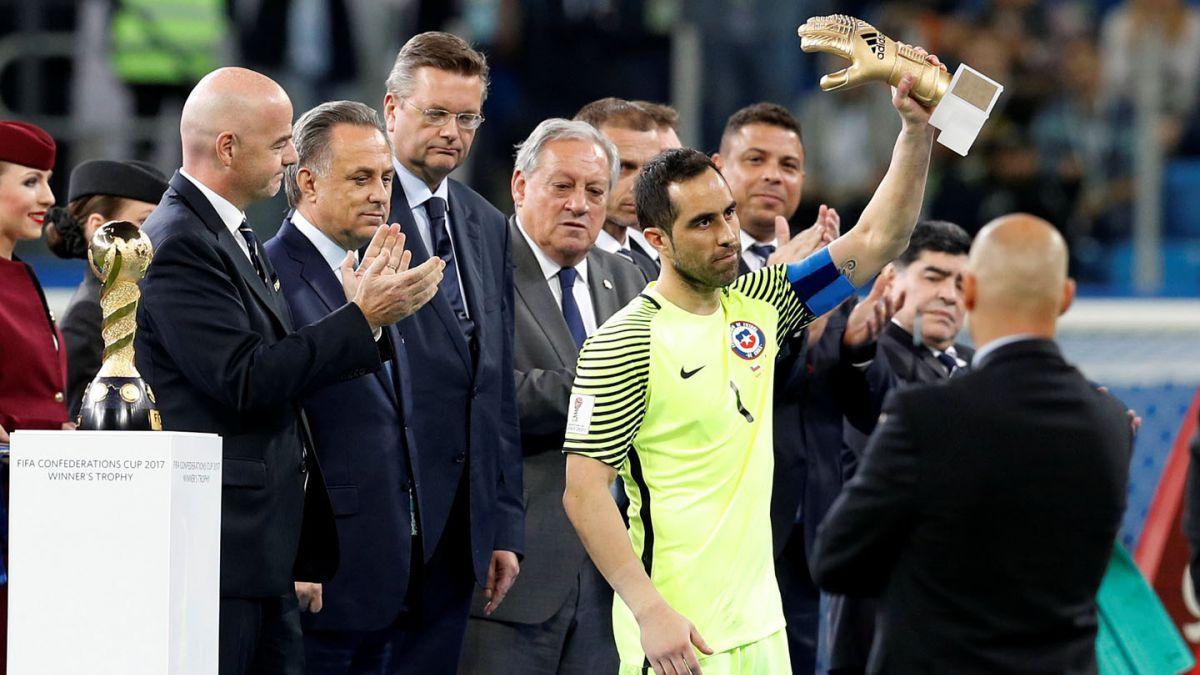 Draxler destaca título de Alemania en Confederaciones