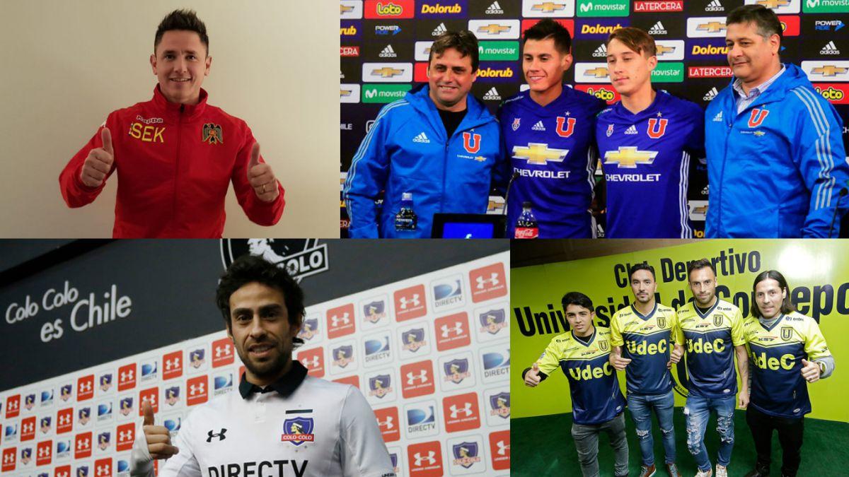 [Especial Movidas] Repasa todos los fichajes de Primera División para el Transición 2017