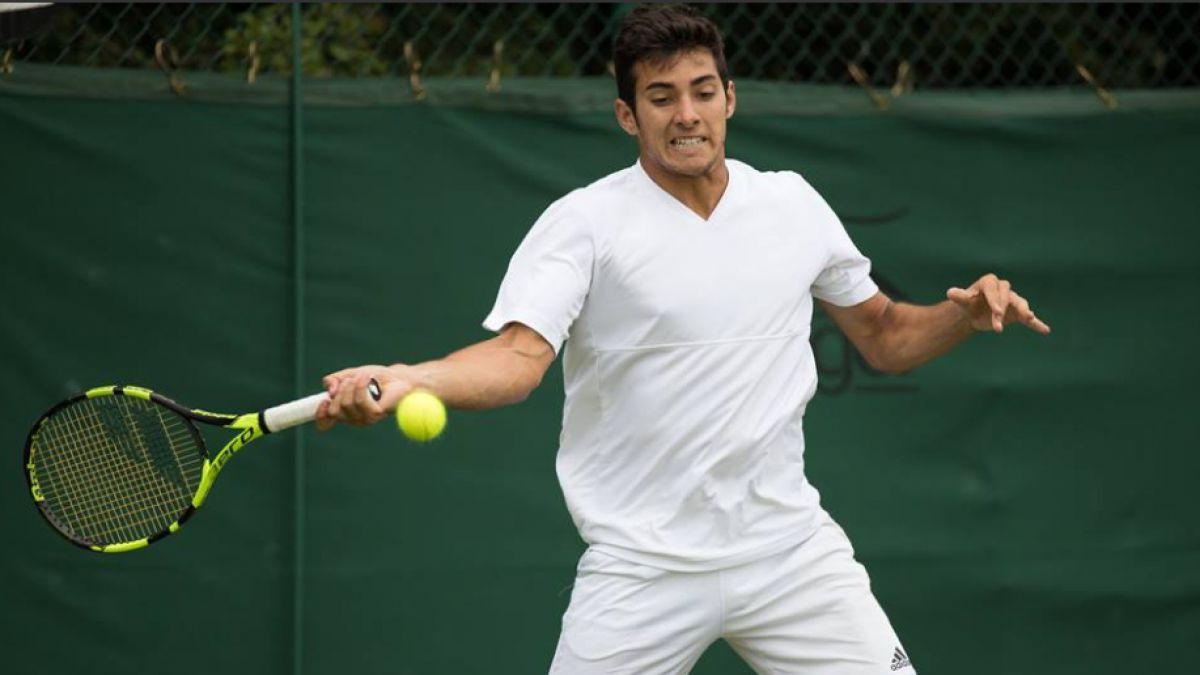 Christian Garín clasifica al cuadro principal de Wimbledon