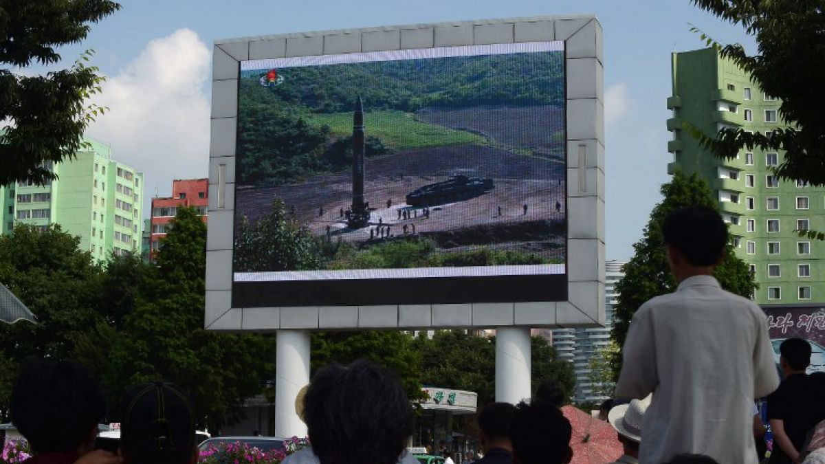 Corea del Norte promete acelerar sus programas militares pese a maléficas sanciones