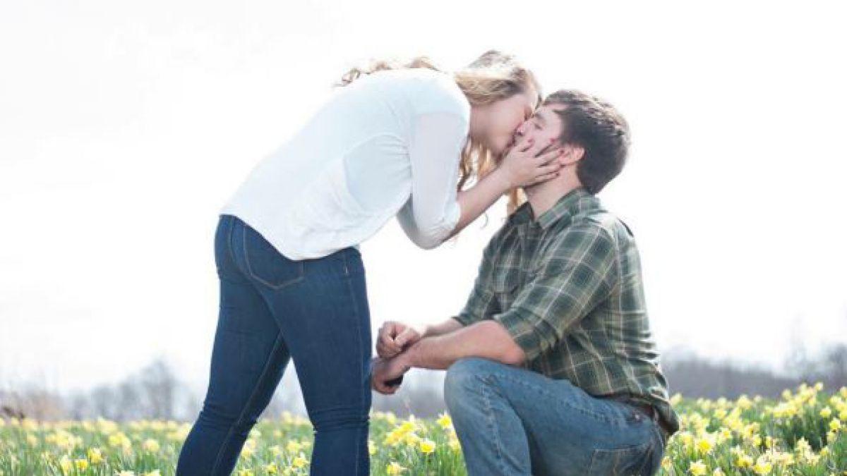 la tierna razn de un hombre para su doble propuesta de matrimonio
