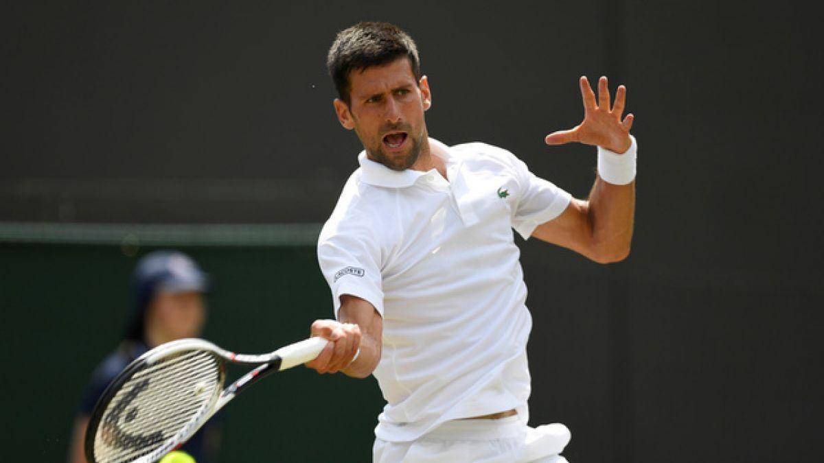 Djokovic barre a Pavlasek y evita el duelo con Del Potro