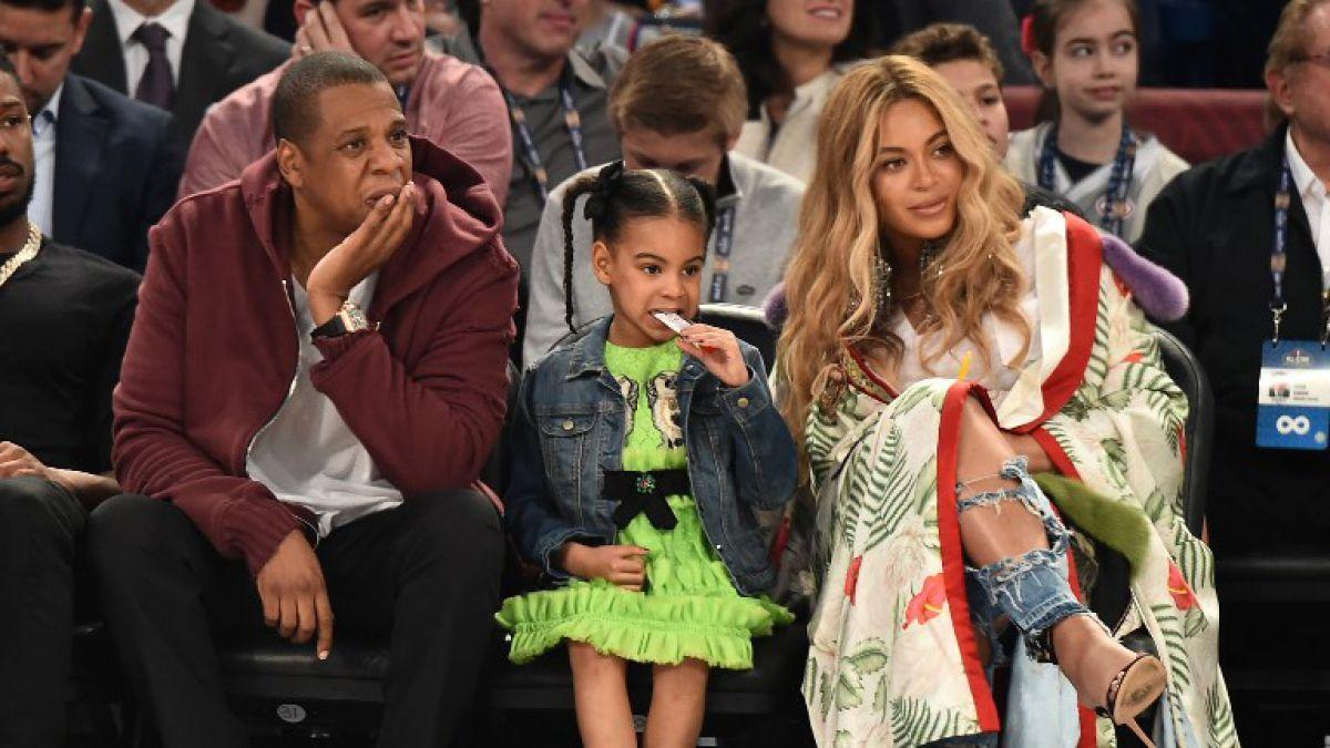 Hija de Beyoncé y Jay Z: ¿La nueva princesa del rap?