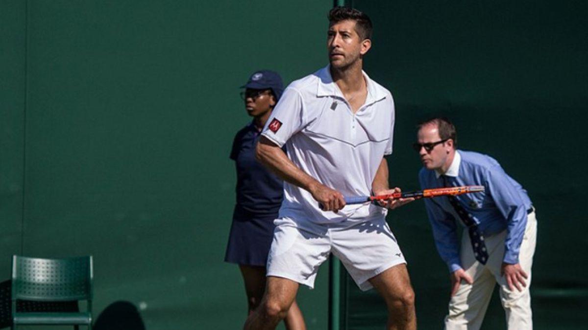 Peralta y Podlipnik debutan con victorias en Wimbledon