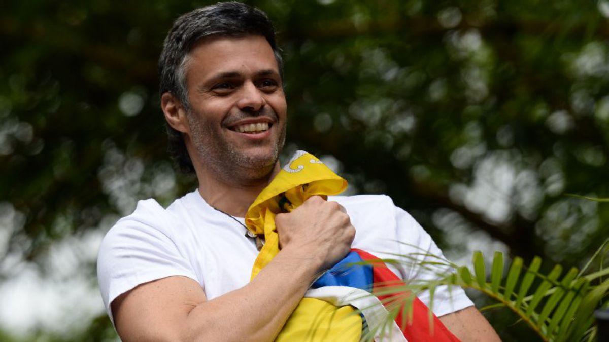 Venezuela excarceló al opositor Ledezma y vuelve a arresto domicilario