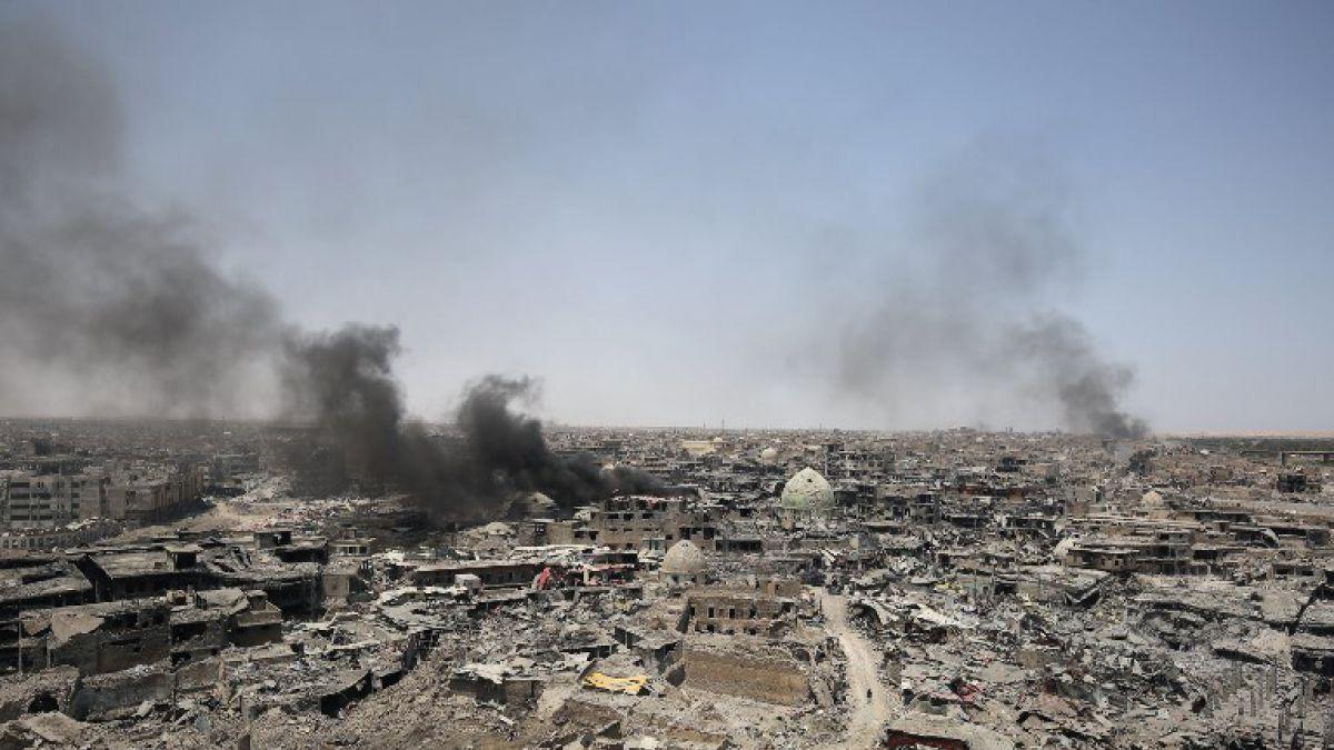 Siria e Irak a punto de derrotar al EI pero la amenaza persistirá