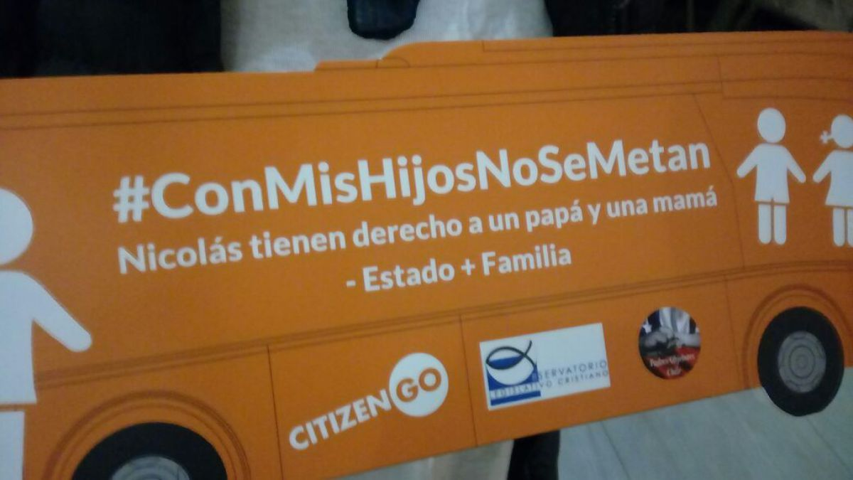 """""""Bus de la libertad"""""""