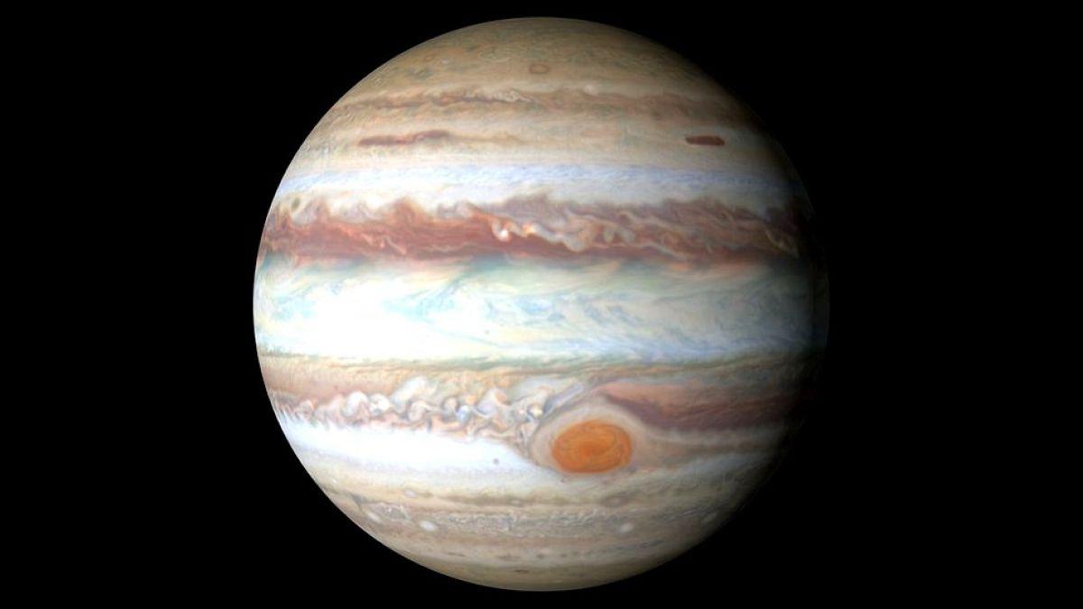 NASA revela la vista más cercana de Júpiter en la historia