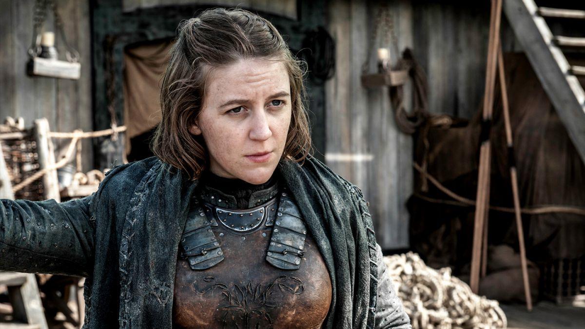Yara Greyjoy casi pierde su trabajo por un spoiler