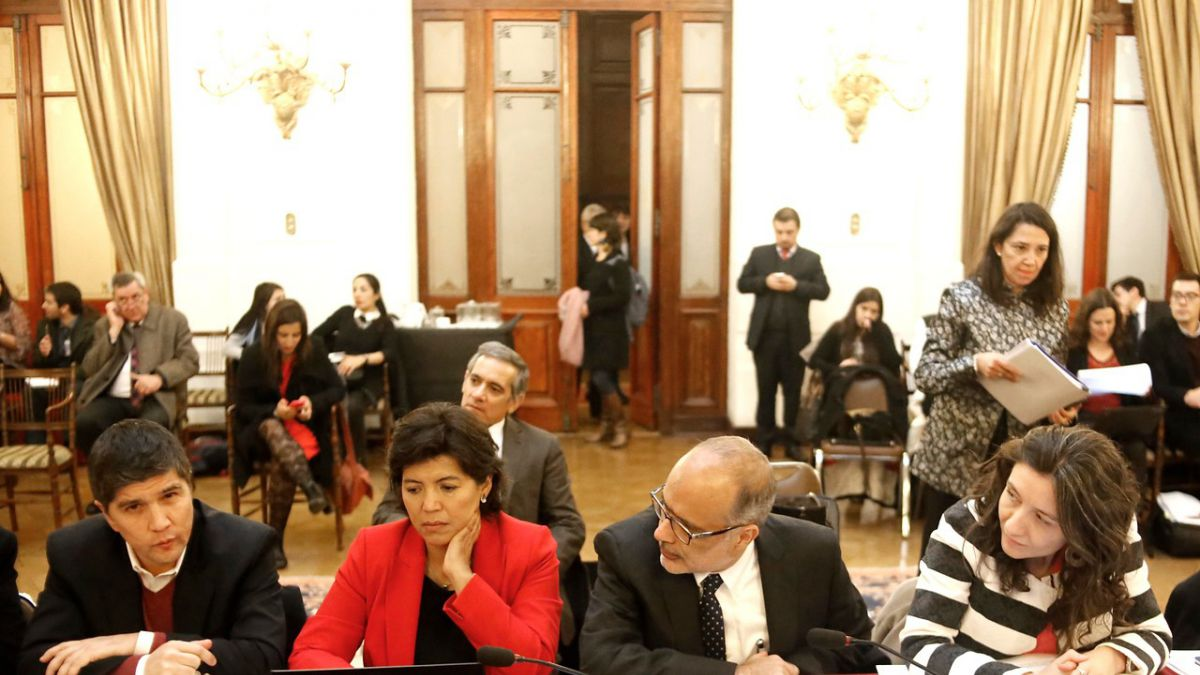 Comisión de Hacienda aprueba proyecto de Reforma Educación Superior
