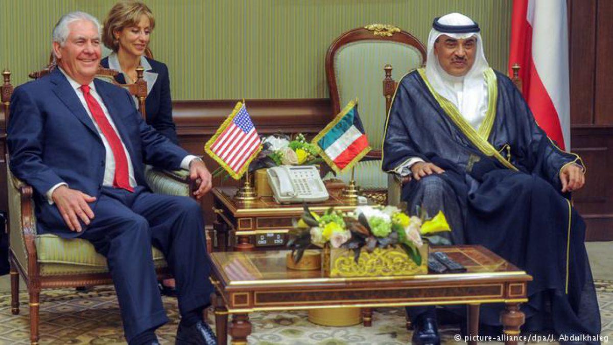 , Reino Unido y Kuwait piden poner fin a la crisis de Qatar