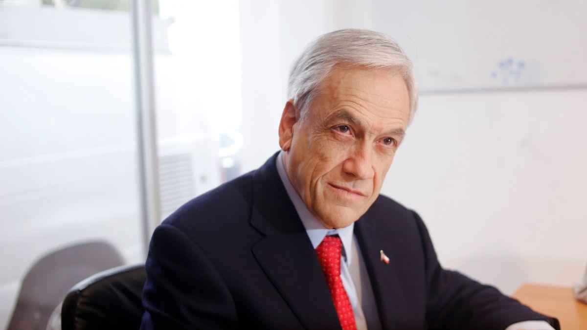 Gobierno a Piñera: