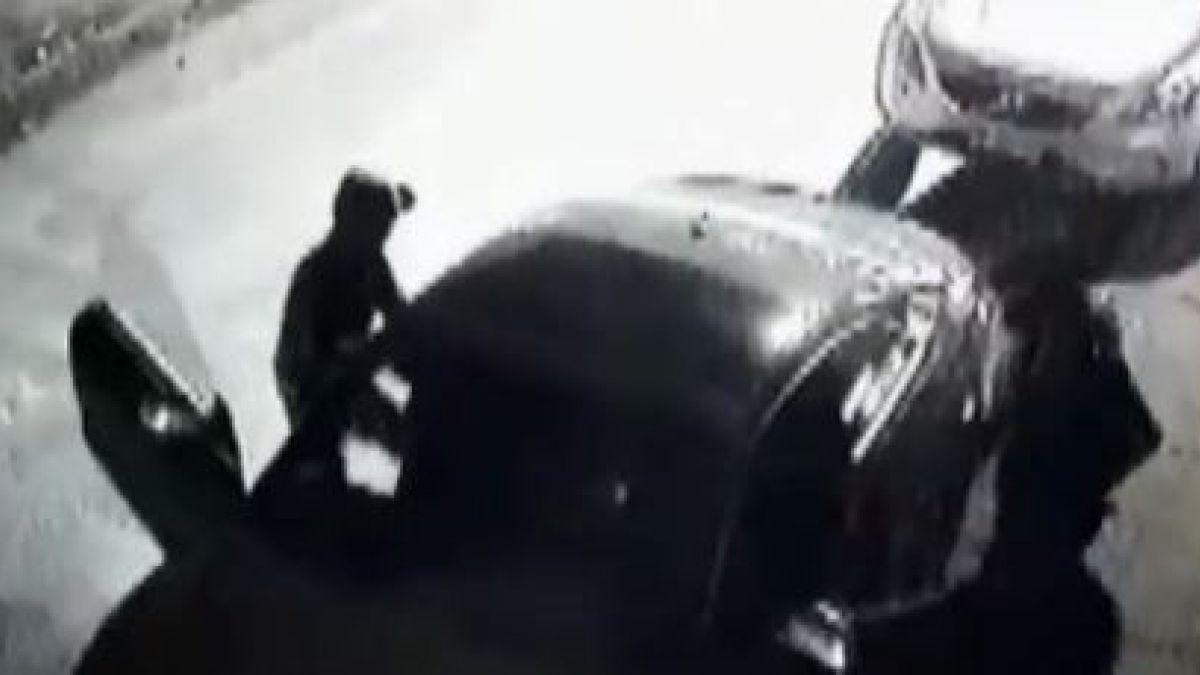 Prisión preventiva para los cuatro carabineros detenidos por robo con violencia