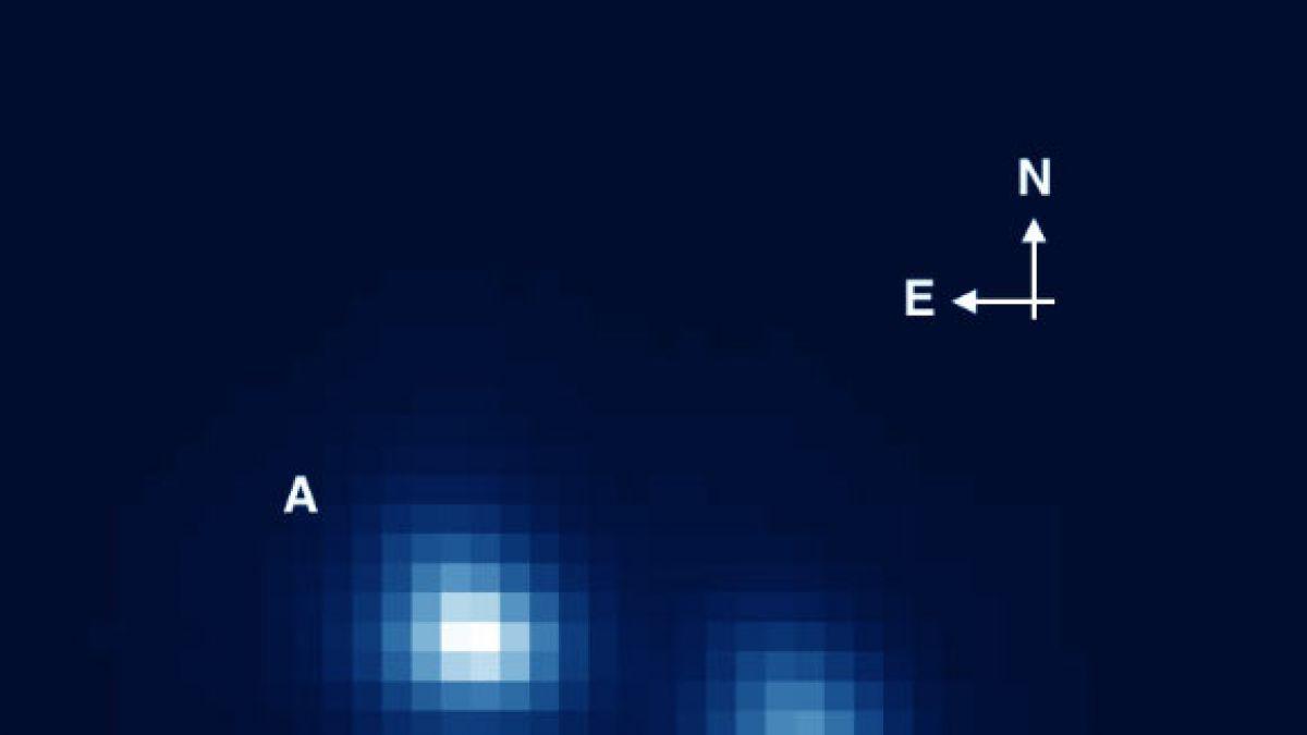 Británicos descubren la estrella más pequeña jamás observada