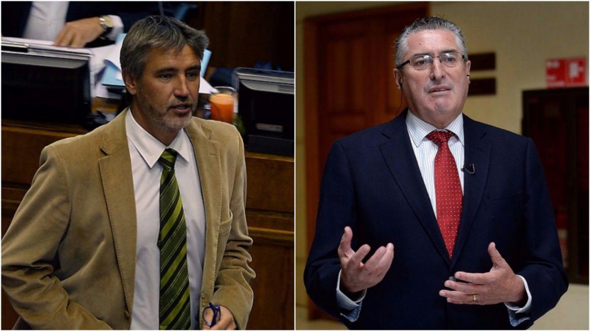 Tribunal agenda para el 16 de agosto formalización de Rossi y Pizarro