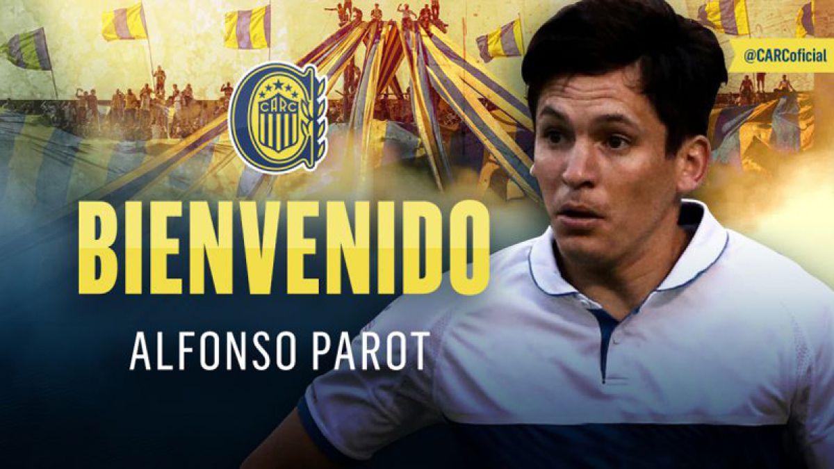 Parot y su llegada a Rosario Central:
