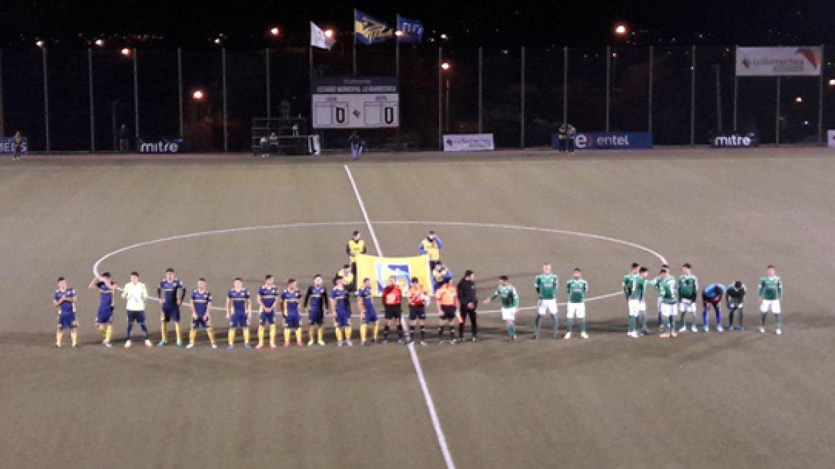 Audax Italiano venció a Barnechea por la Copa Chile