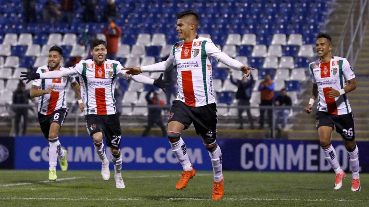 Palestino empata ante Unión La Calera en primera fase de Copa Chile