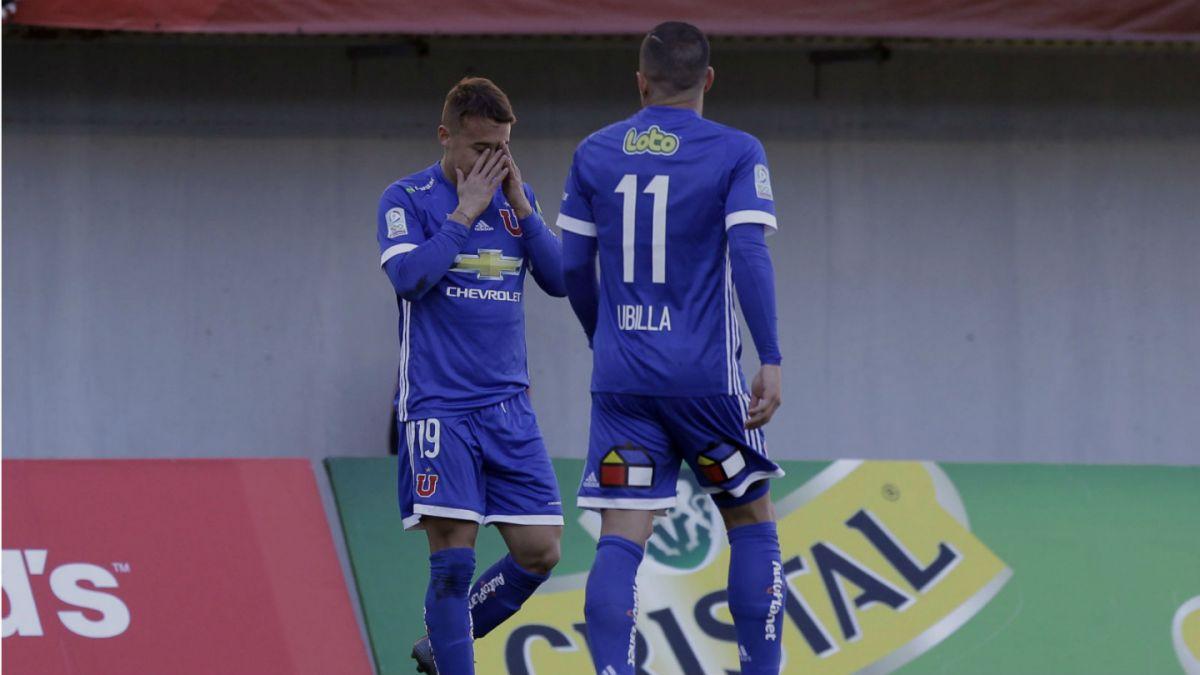 La U debuta en Copa Chile con un sólido triunfo sobre Ñublense