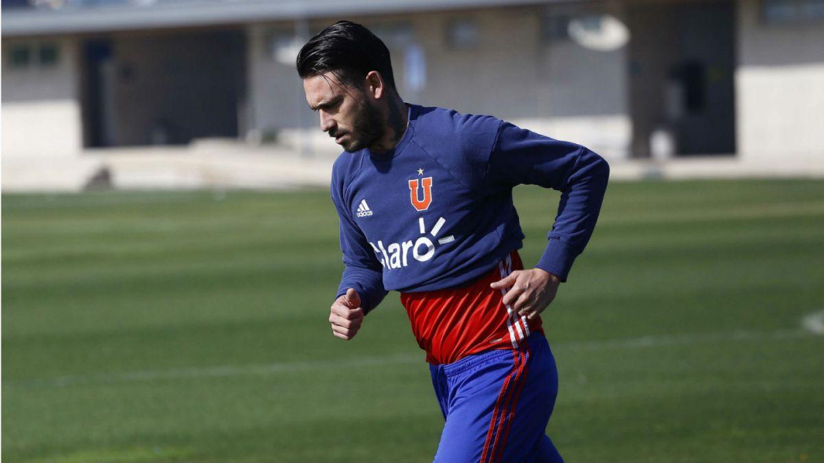Hoyos confirma regreso de Pinilla a la U: Es un verdadero honor poder trabajar con él