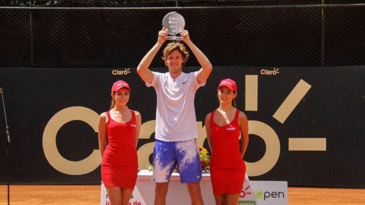 Gran alza de Nicolás Jarry en el ránking ATP: Escala al lugar 141 del mundo