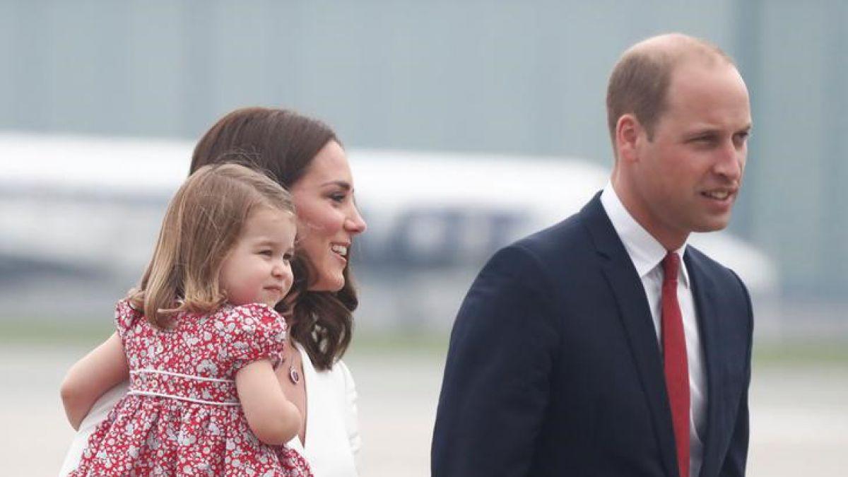 Duques de Cambridge comienzan gira por Polonia y Alemania