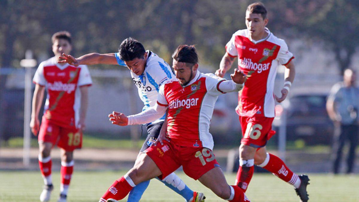 Curicó Unido se llevó un empate como visita ante Magallanes