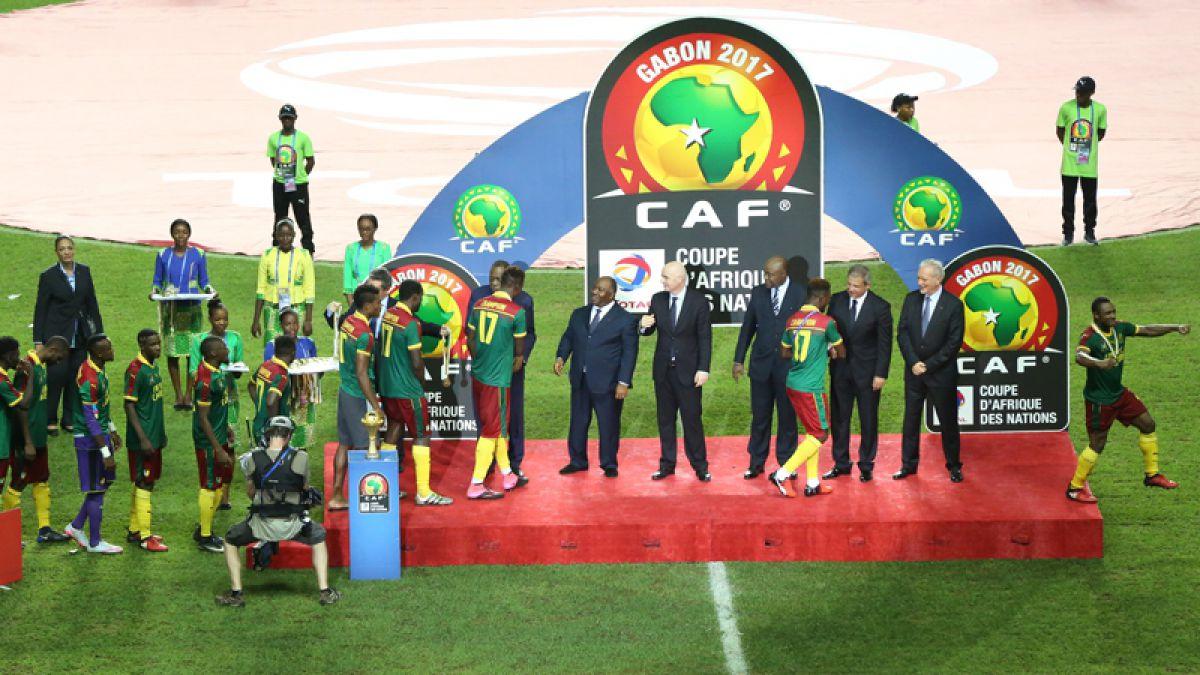 Nueva fecha y más equipos: Los cambios para la Copa Africana de Naciones 2019