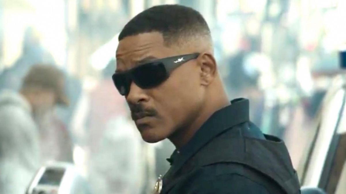 "Will Smith en ""Bright"""