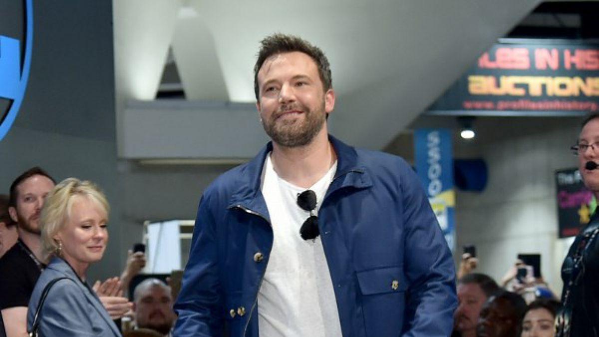 Warner busca sustituir a Ben Affleck como Batman