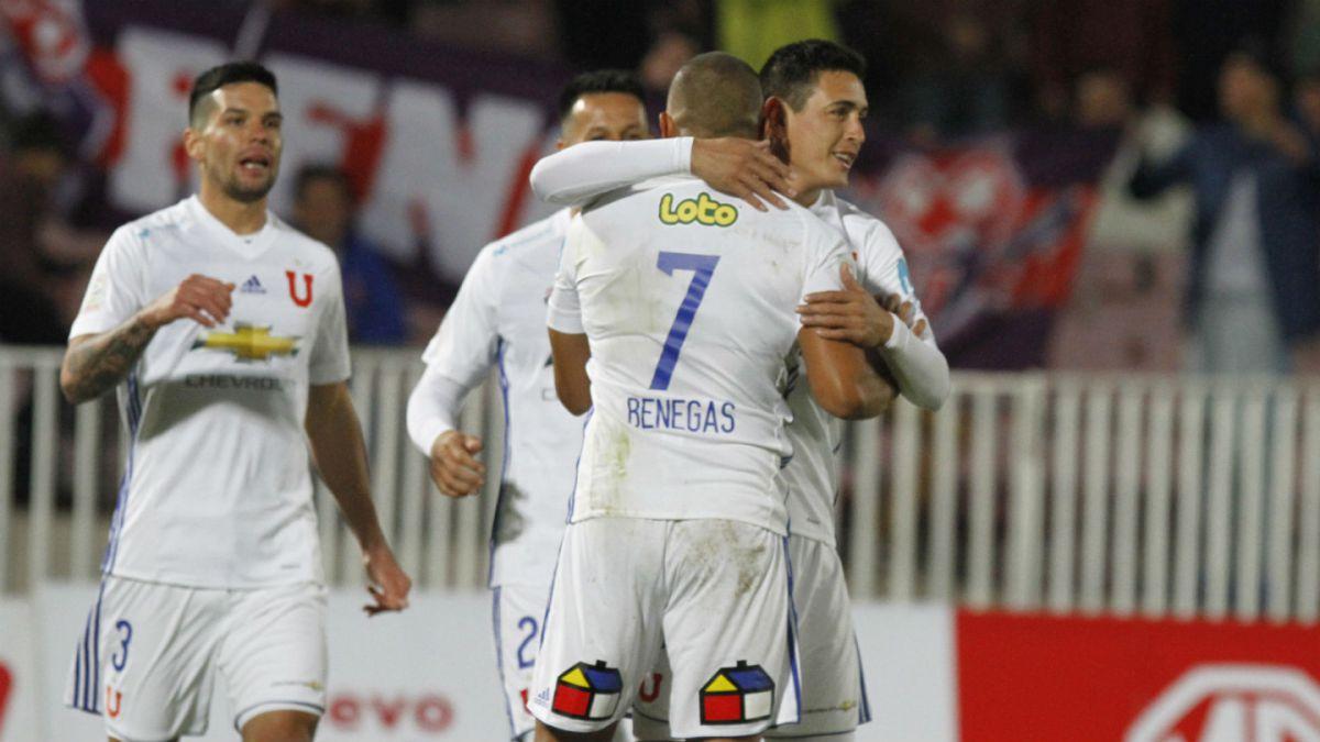 La U vence sin inconvenientes a Ñublense y avanza en la Copa Chile