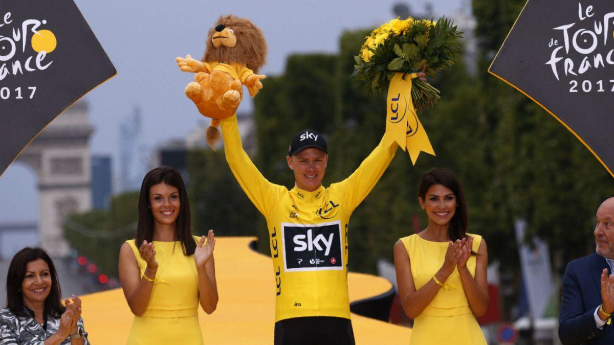Tour De Francia Hoy Ganador