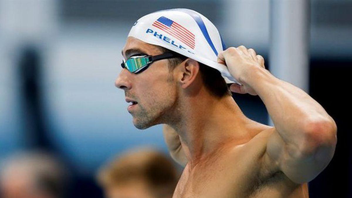 [VIDEO] Increíble desafío: Michael Phelps pierde su duelo con un tiburón blanco