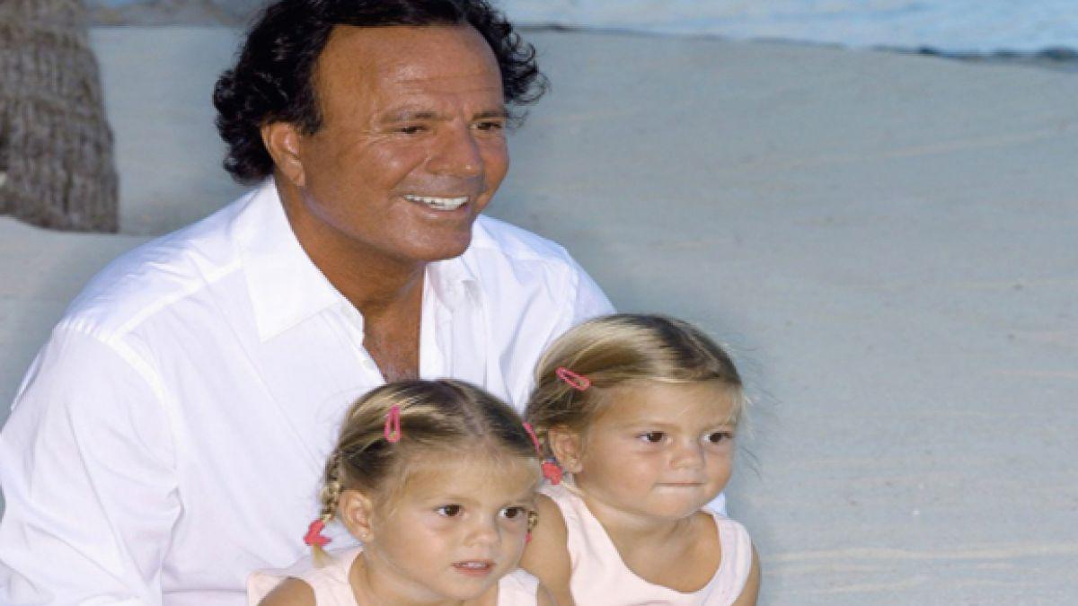Hijas de Julio Iglesias crecieron y se estrenaron en Instagram