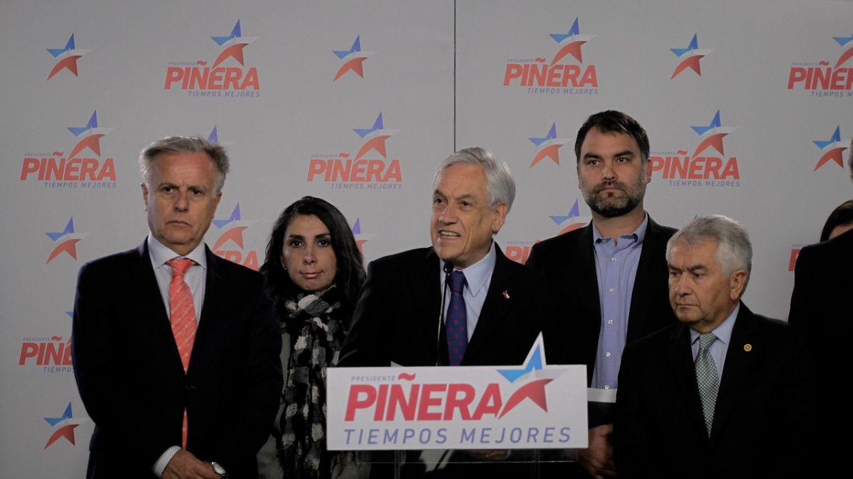 Piñera apunta a la clase media