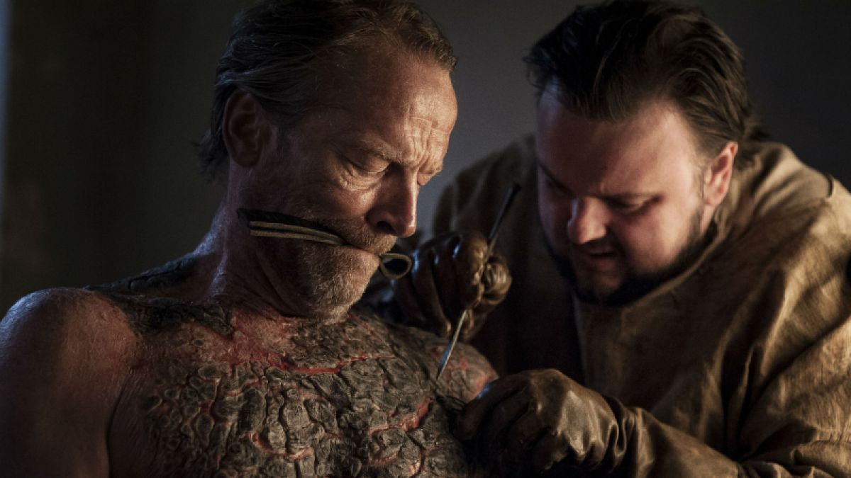 Jorah Mormont de Game of thrones será el invitado estelar de la Comic Con de Chile