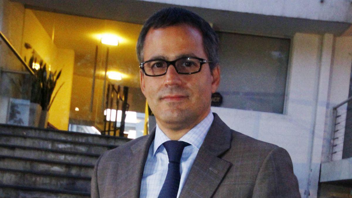 René Cortázar renuncia al cargo de Presidente del Directorio de Canal 13