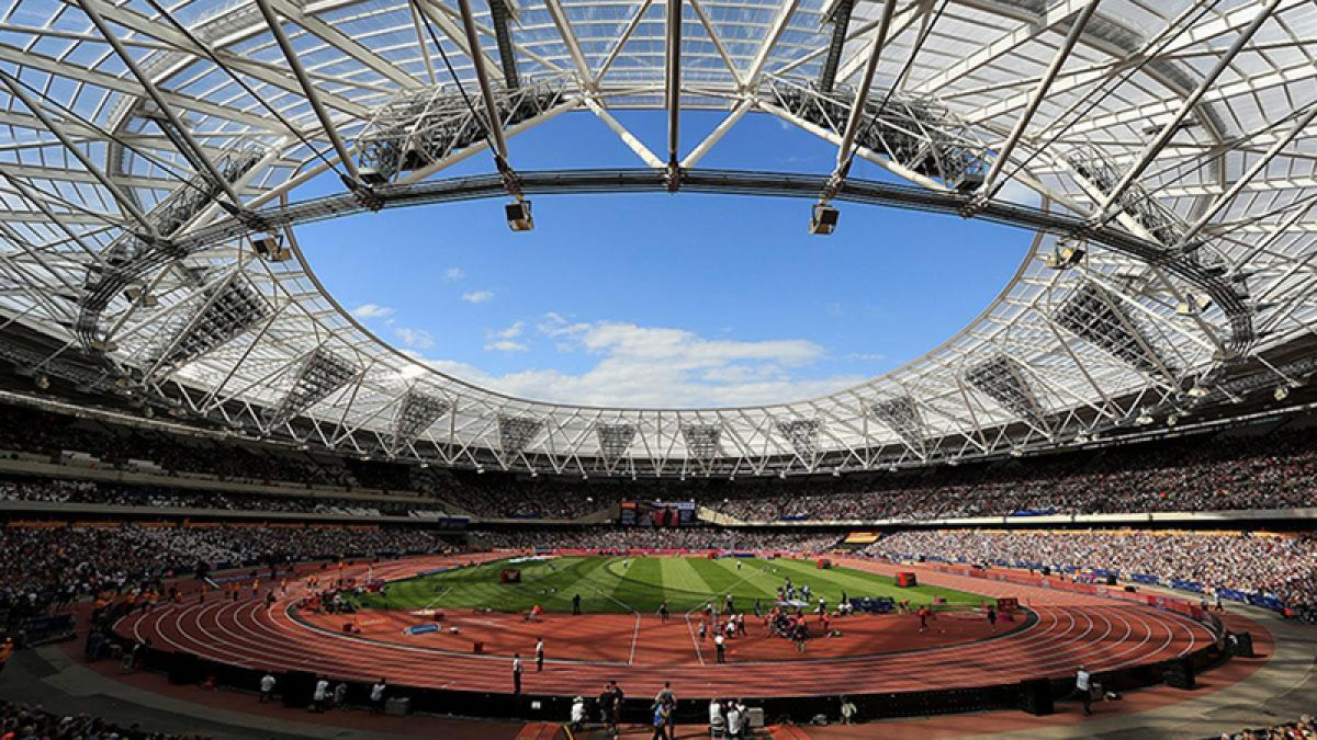 Conoce las sedes del Mundial de Atletismo de Londres 2017 que transmite Canal 13