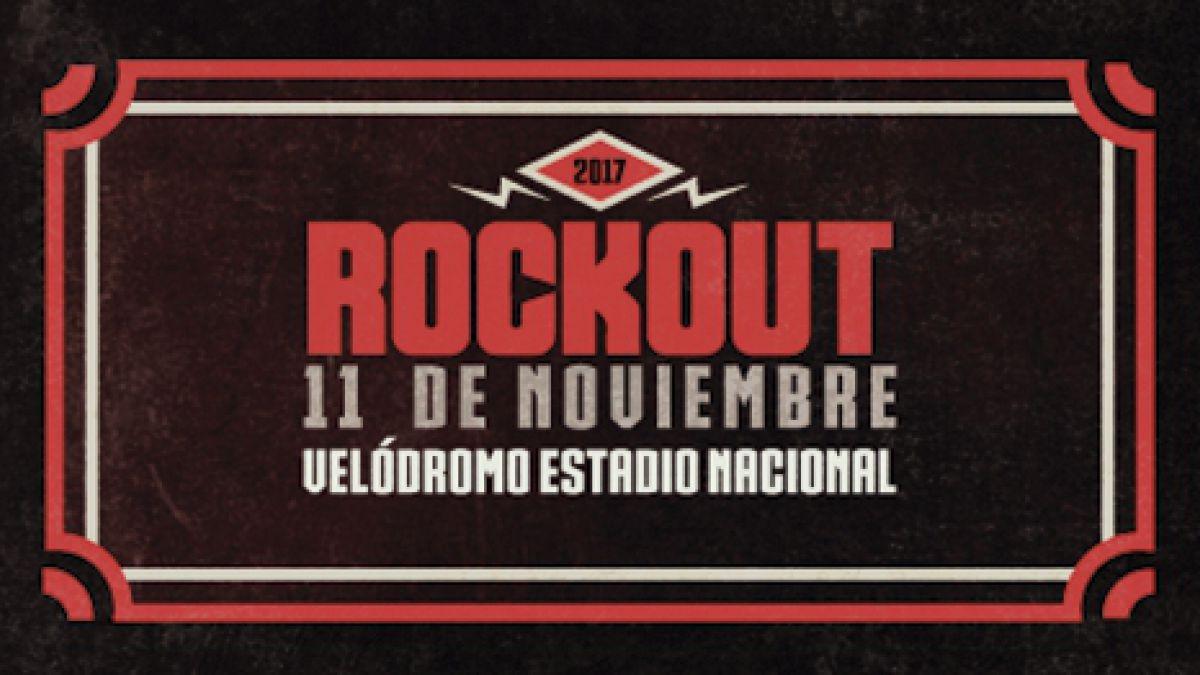 RockOut Fest cancela su edición 2017 por baja venta de entradas