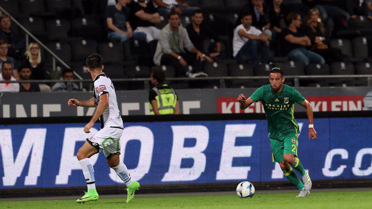 Mauricio Isla debuta en el Fenerbahçe con triunfo en la Europa League