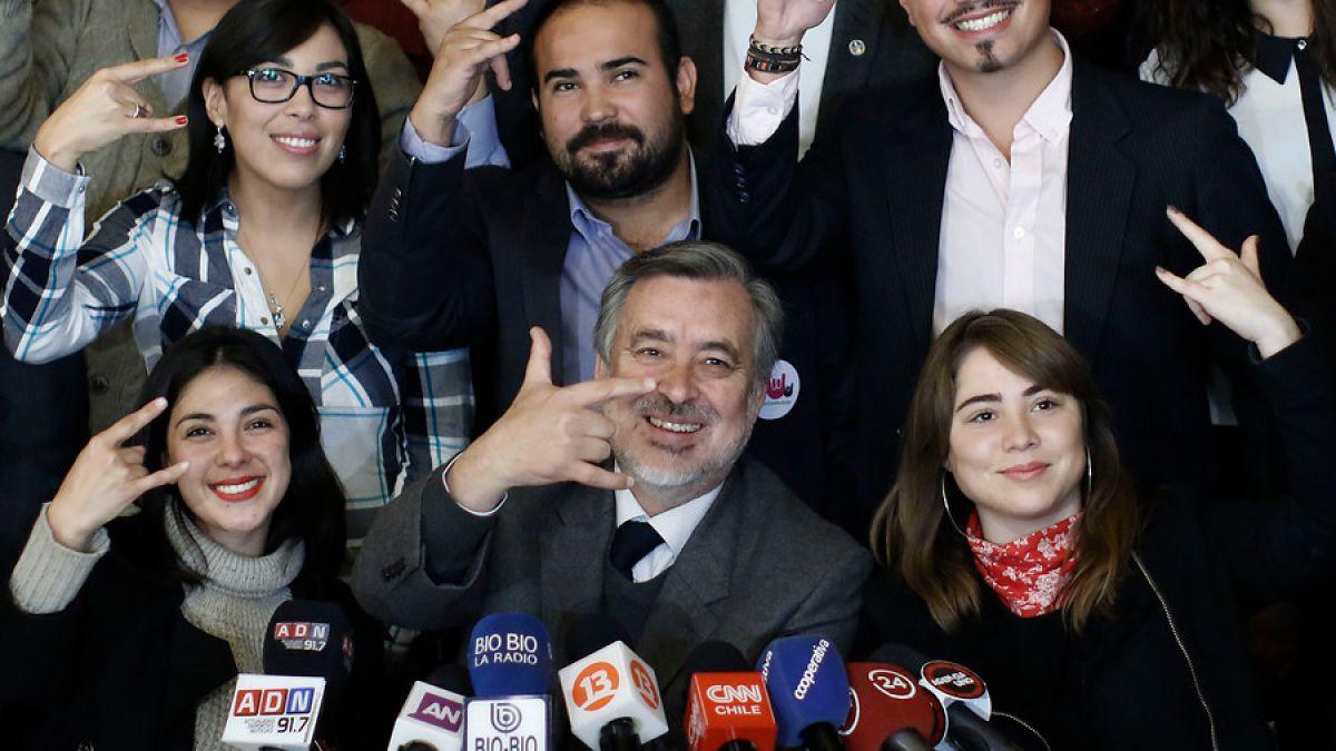 Encuesta Cadem: Alejandro Guillier recupera terreno y supera a Beatriz Sánchez
