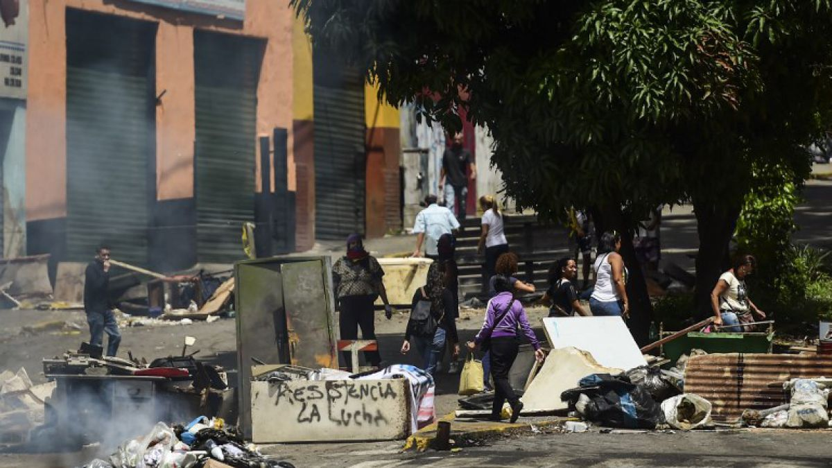 Venezuela elige la Asamblea Nacional Constituyente