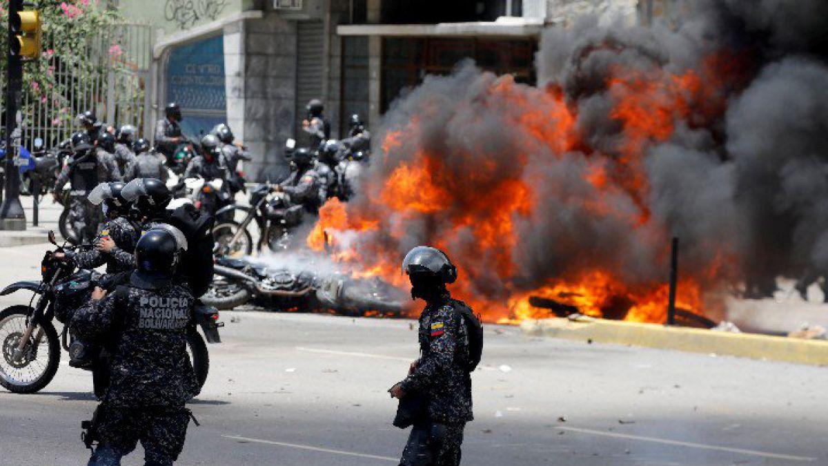 #HambreDeLibertad Argentina, Perú, Colombia y Estados Unidos no reconocerán la Constituyente