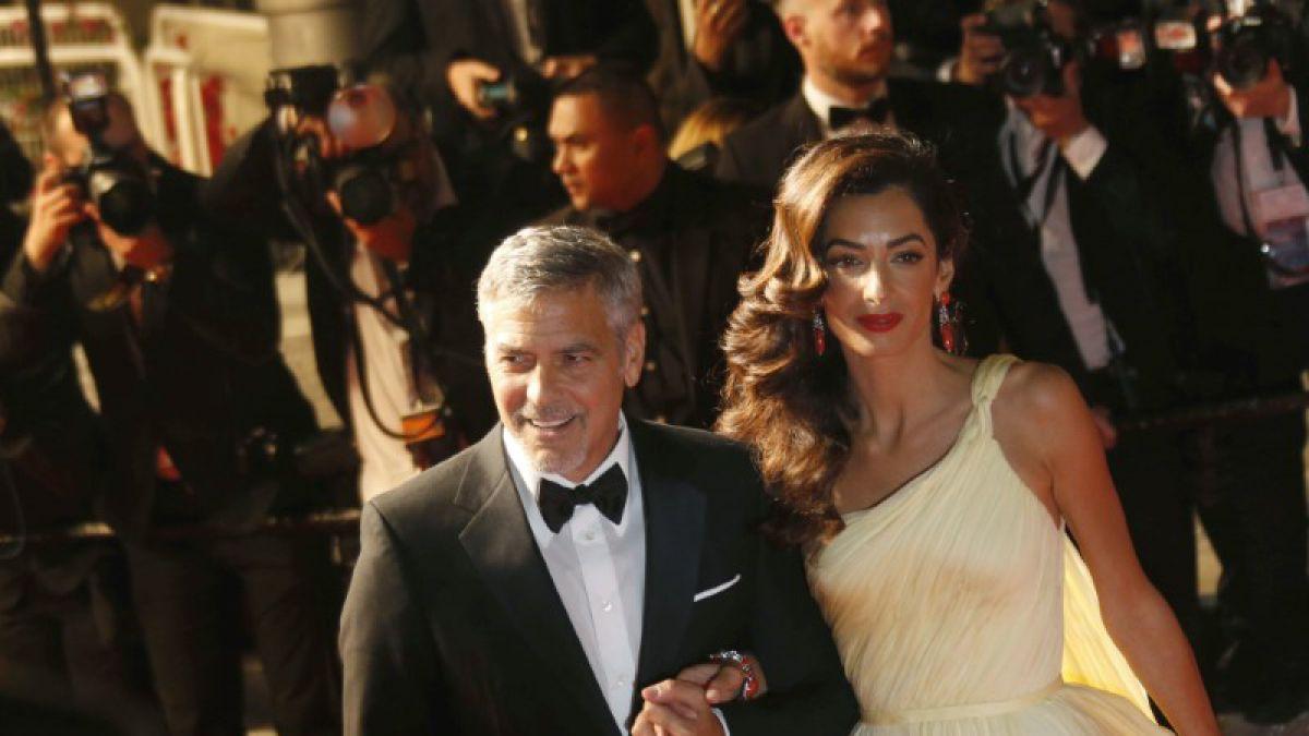 UNICEF y la Fundación Clooney llevarán educación a 3.000 niños refugiados sirios