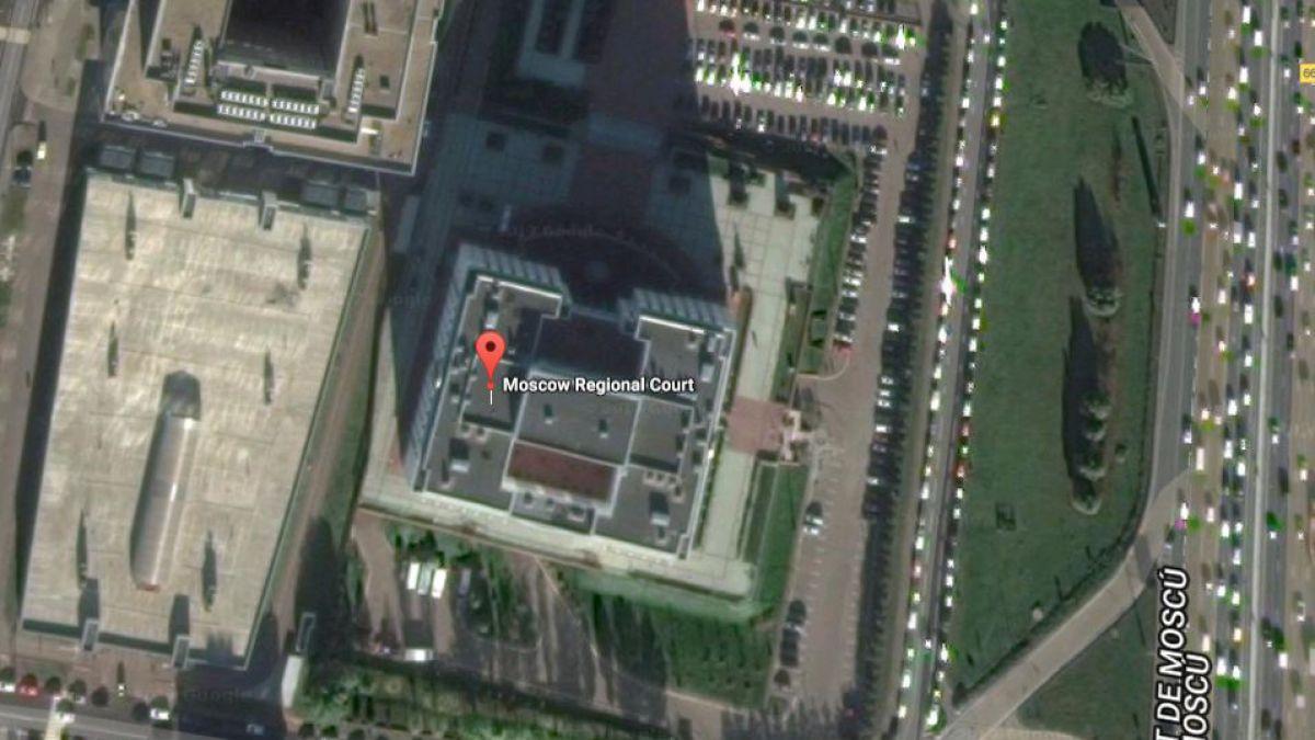 Balacera en tribunal de Moscú deja tres muertos